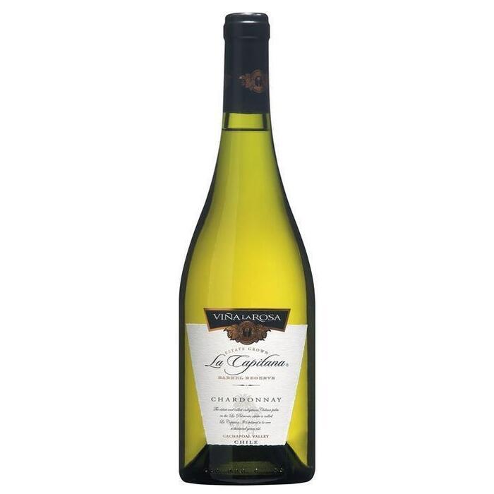 Viña la Rosa La Capitana Chardonnay Barrel Reserve (0.75L)
