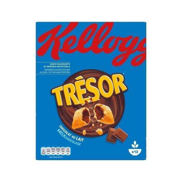 Tresor melkchocolade (Stuk, 375g)
