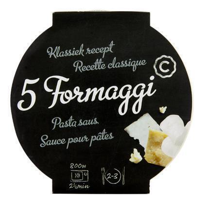 5 formaggi (Stuk, 225g)