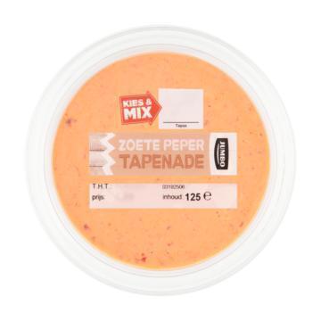 Jumbo Zoete Peper Tapenade 125 g (125g)