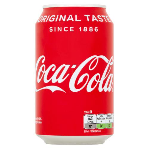 Coca Cola (rol, 33 × 33cl)