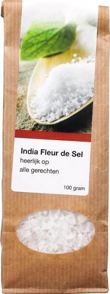 India Fleur de Sel (100g)