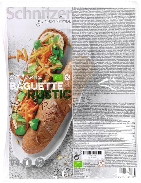 Baguette rustic (320g)