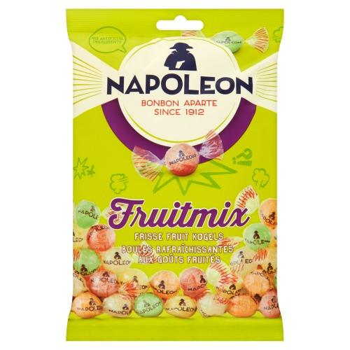 Napoleon Fruitmix Frisse Fruit Kogels 350 g (350g)