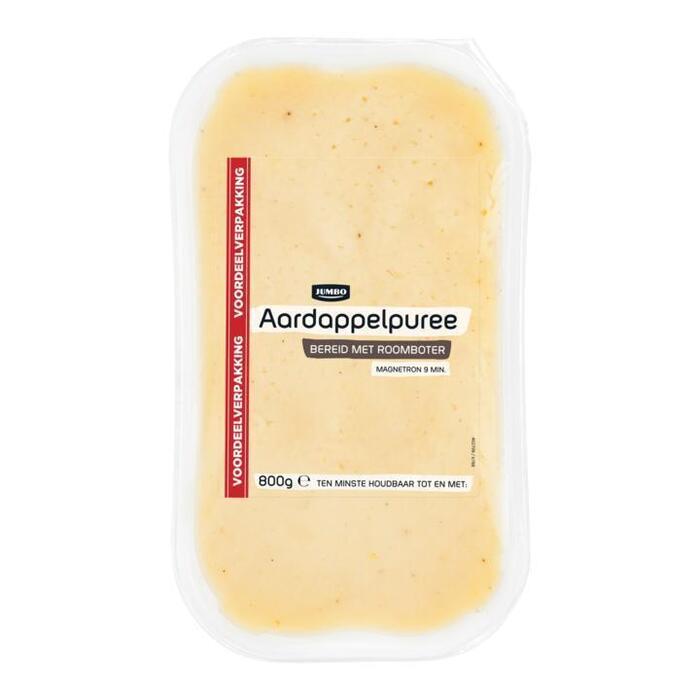 Jumbo Aardappelpuree Voordeelverpakking 800 g (800g)