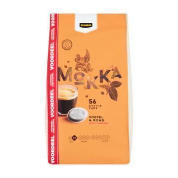 Jumbo Mokka Voordeelverpakking 56 Koffiepads 389 g (389g)