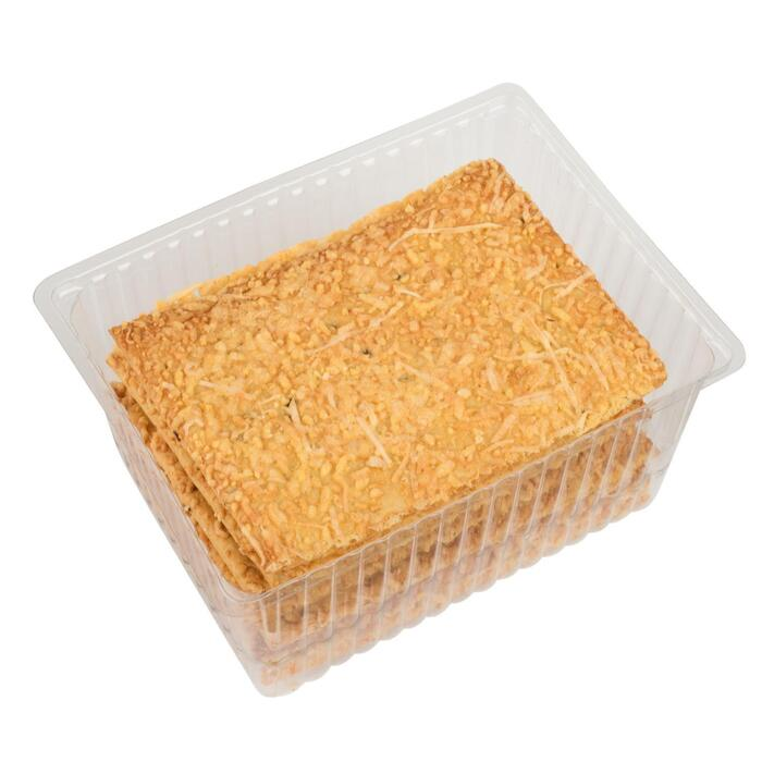 Crackers kaas