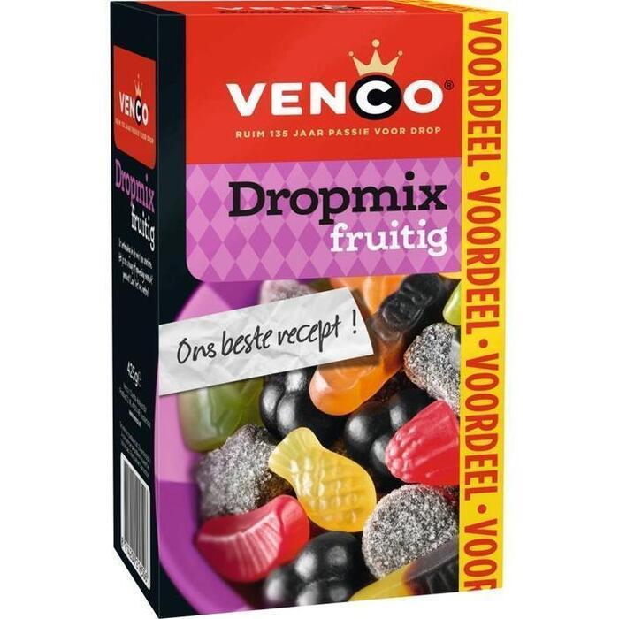 Venco Dropmix fruitig (425g)