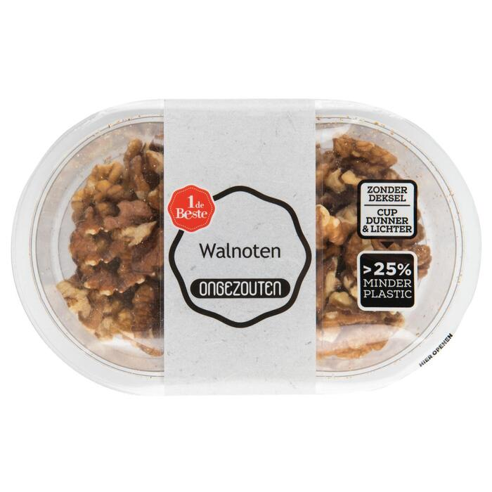 Walnoten ongezouten (105g)