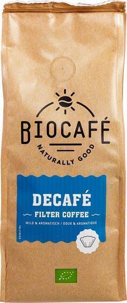 Filterkoffie cafeïnevrij (250g)