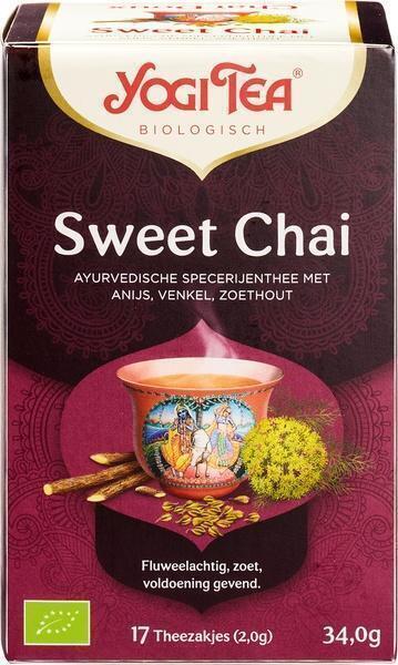 Sweet Chai (builtje, 2g)