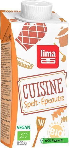 Spelt Epeautre Cuisine (pak, 200ml)