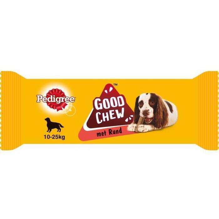 Pedigree Good Chew met Rund 88 g (88g)