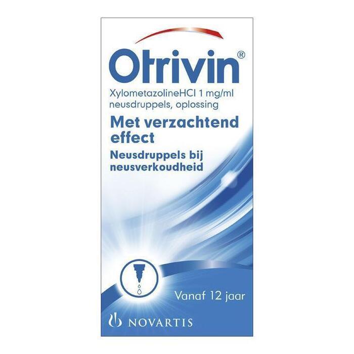 Otrivin Neusdruppels (10ml)