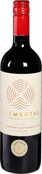 Reserva Cabernet Sauvignon, organic (glas, 0.75L)