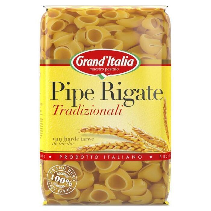 Pipe rigate (Stuk, 500g)
