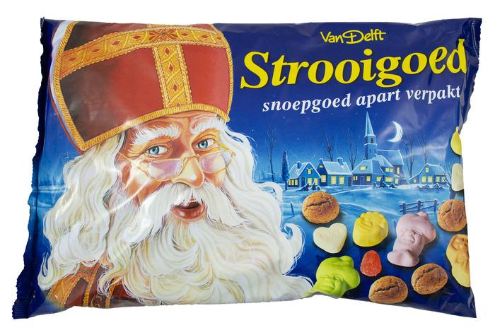 Van Delft Strooigoed (1kg)