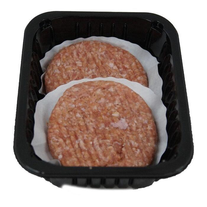 Kalfs Burgers 2 Stuks (2 × 100g)