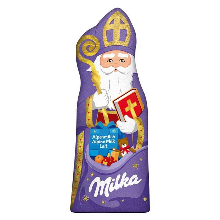 MILKA CHOCOLADE HOLLE FIGUUR MELK 90 GR (90g)