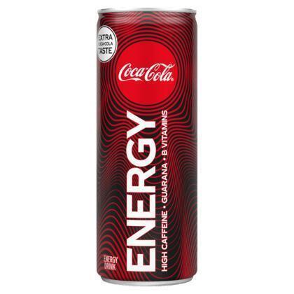 Coca-Cola Energy Regular (250ml)