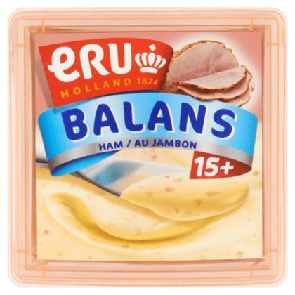 Balans ham met yoghurt (kuipje, 100g)