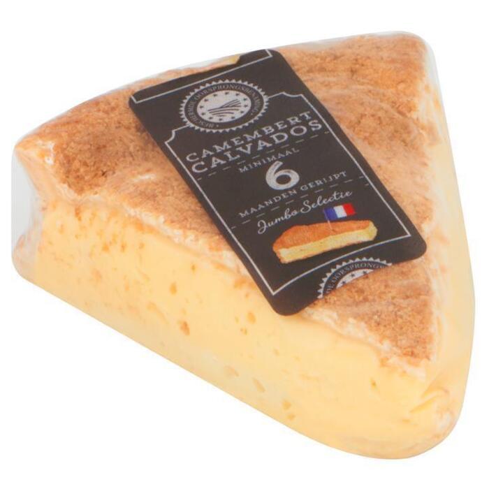 Jumbo Selectie Camembert Calvados 45+ Kaas ca. 125g