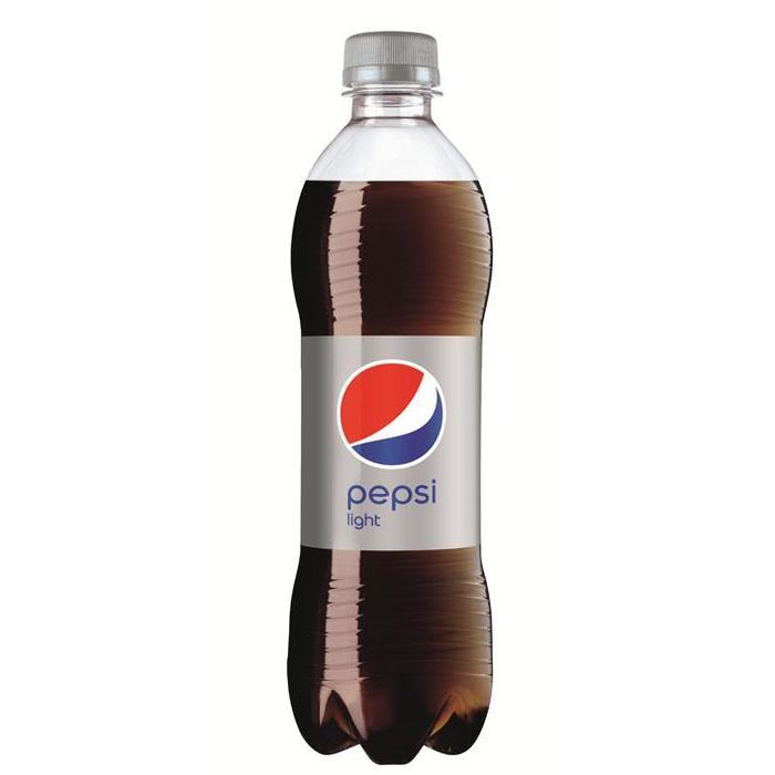 Pepsi Light (fles, 50 × 0.5L)