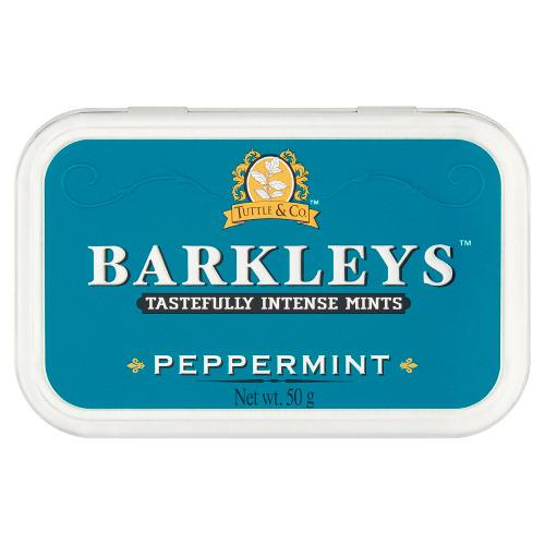 Barkleys™ Intense Pepermuntjes 50 g (50g)
