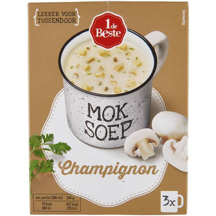 Mok soep champignon (51g)