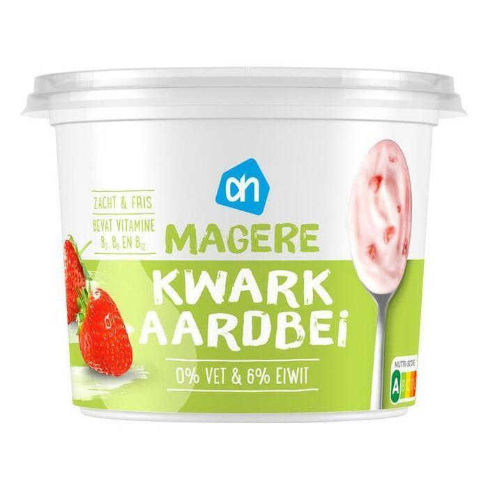 Magere Kwark Yoghurt Aardbei (500g)
