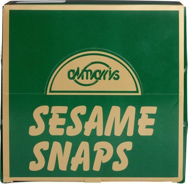 Sesamsnaps (35g)