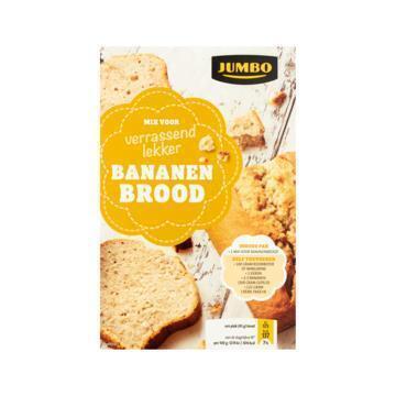 Jumbo Mix voor Bananenbrood 450g (450g)