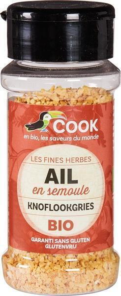 Knoflookgries (50g)