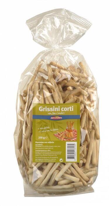 Grissini corti (250g)