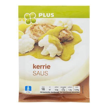 Kerrie Saus (4 porties) (28g)