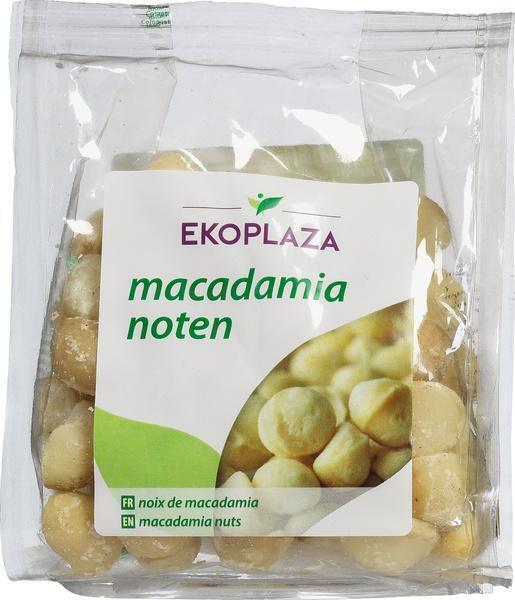 Macadamianoten (zak, 125g)