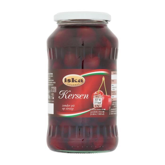 Iska Kersen op Siroop 720 g (0.72L)
