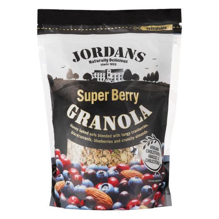 Jordans Superberry granola (500g)