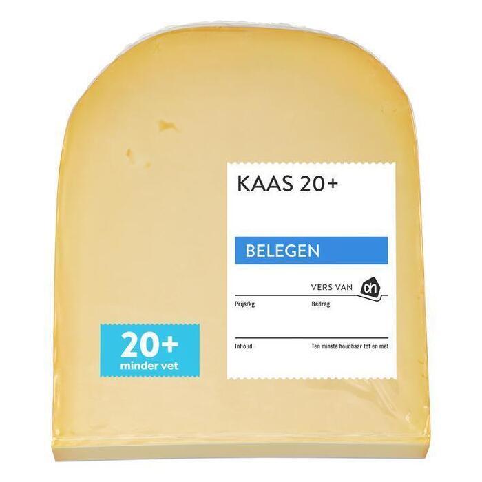 AH Kaas belegen 20+ stuk (500g)