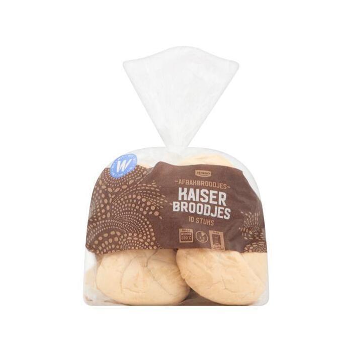 Jumbo Afbakbroodjes Kaiserbroodjes 10 Stuks 550 g (550g)