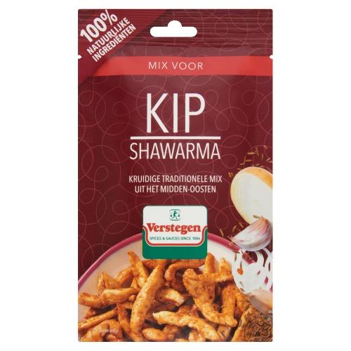Verstegen Mix voor Kip Shawarma 20g (20g)