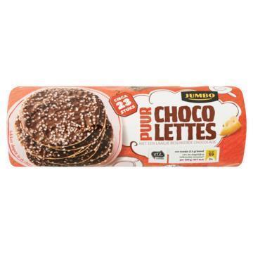 Jumbo Chocolettes Puur 300g (300g)