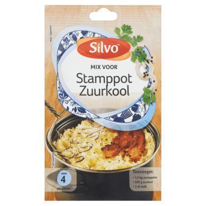 Mix stamppot zuurkool (25g)
