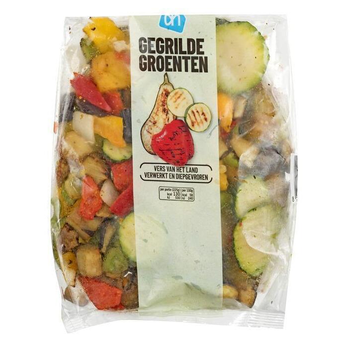 Gegrilde groenten (doos, 450g)