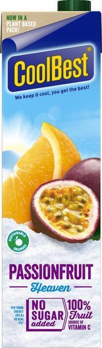Coolbest Passionfruit (1L)
