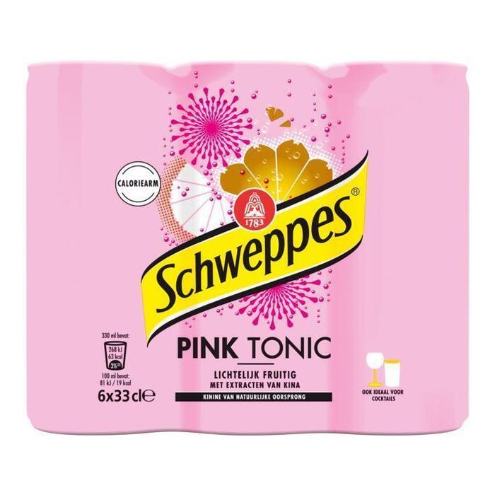 Schweppes Pink Tonic (1.98L)
