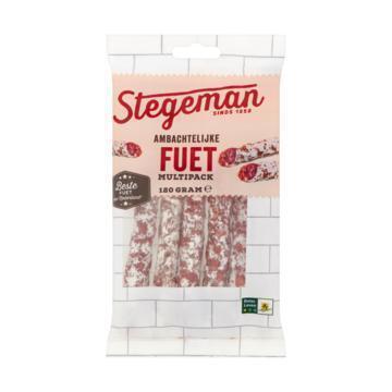 Stegeman Fuet multipack (120g)