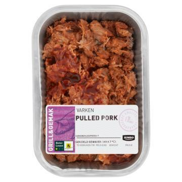 Jumbo Pulled Pork ca. 290g