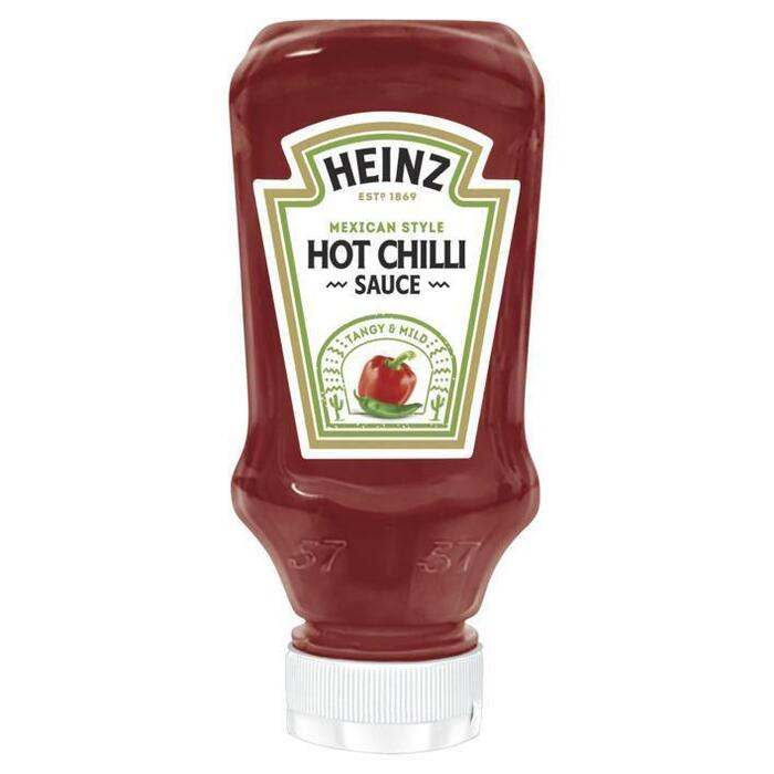 Heinz Hot chili sauce (220g)