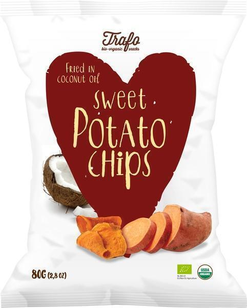 Sweet potato chips (80g)